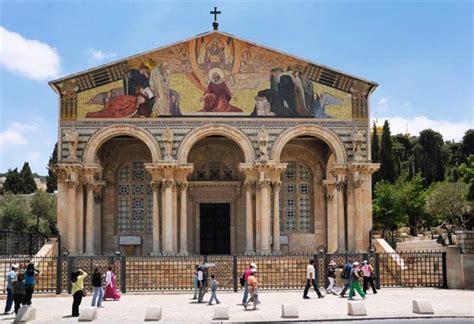 Gärten Der Nationen by Das Hauptportal Der Kirche Der Nationen In Jerusalem