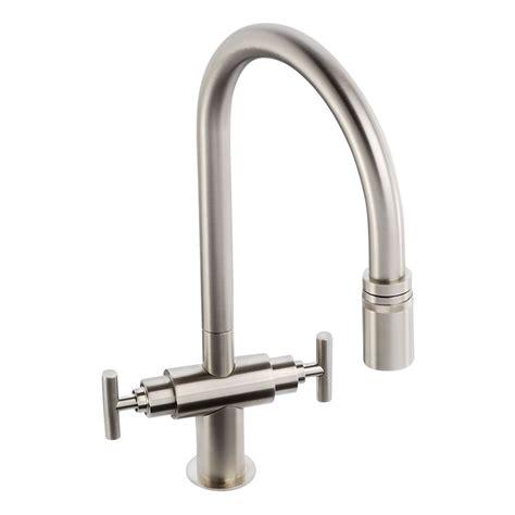 spray taps kitchen sinks abode avior monobloc spray tap at1058 at1059 sinks