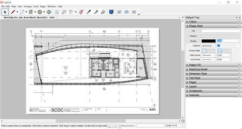 create layout layout sketchup knowledge base