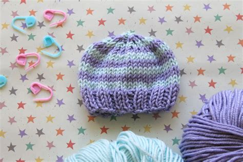 premature baby hats knitting patterns knit by bit the preemie baby hat loveknitting