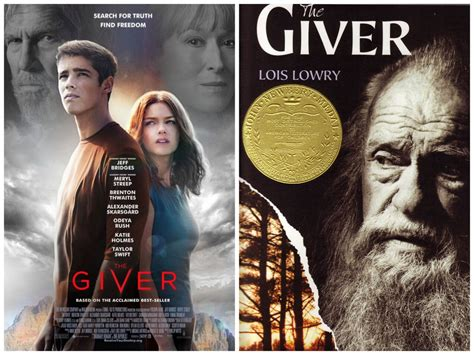 the giver picture book falling for ya the giver by lois lowry book review