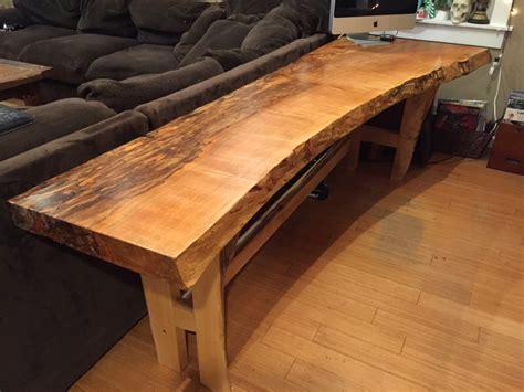 Custom Wood Desk Seattle Wa Custom Wood Office Desk