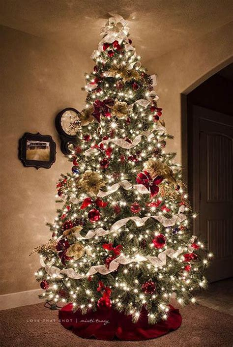 tree decorated images 40 most loved tree decorating ideas on