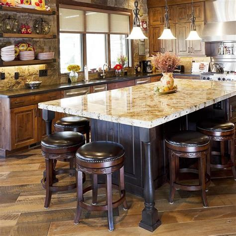 wooden kitchen island table furniture kitchen islands with seating for wooden dining