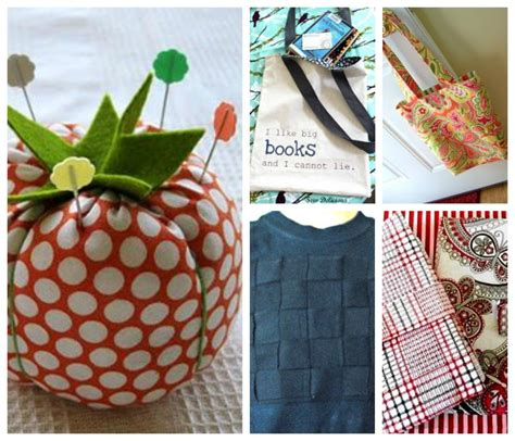 sewing crafts for simple sewing projects 16 easy sewing projects for