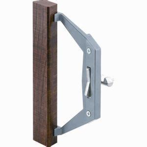 patio door handle home depot prime line aluminum sliding glass door handle c 1025 the