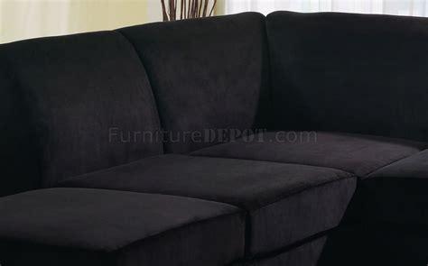 black microfiber sectional sofa black microfiber sectional sofa black microfiber stylish