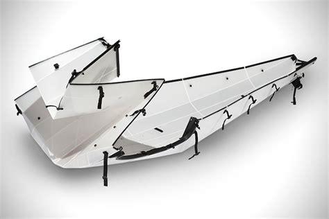 kayak origami oru coast origami kayak hiconsumption