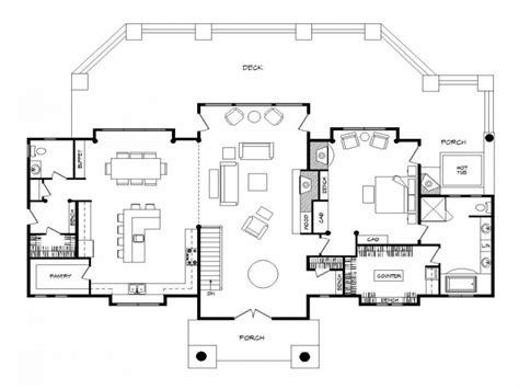 house plans with open floor plans log home open floor plan luxury log homes open floor plan cabins mexzhouse