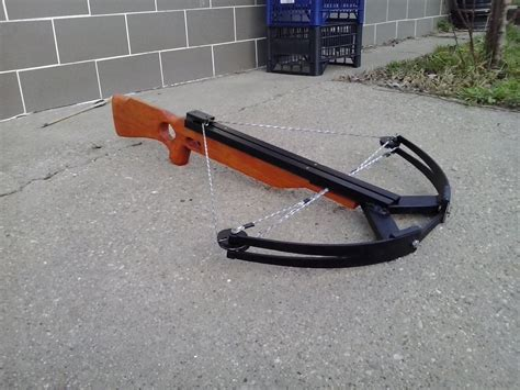 home made my home made compound crossbow 2 0