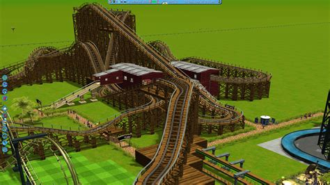 rct grotto rollercoaster tycoon 3 0 12 38