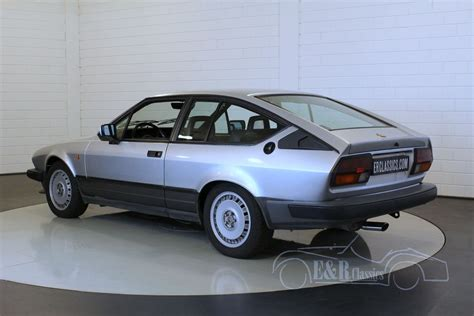 Alfa Romeo Gtv6 For Sale by Alfa Romeo Gtv6 Savali 1985 For Sale At Erclassics