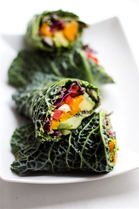 Healthy Lunch Ideas: Quick and Easy Wraps   Greatist