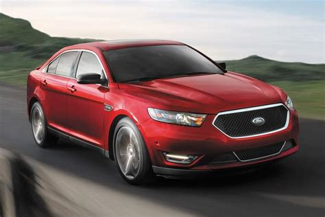 2017 Ford Taurus Review by 2017 Ford Taurus New Car Review Autotrader