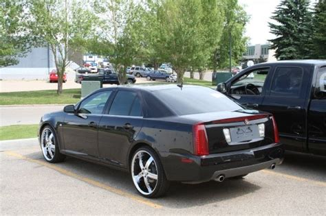 custom designed rubber sts fueld designs 2005 cadillac sts specs photos
