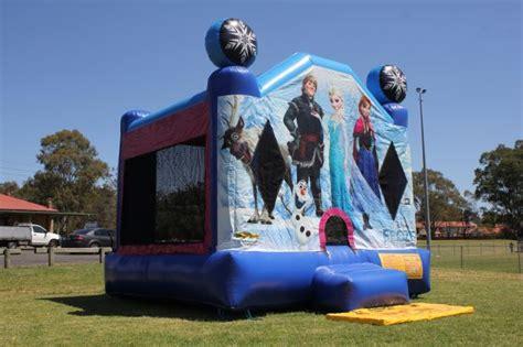 wollongong jumping castle frozen jumping castles for hire in sydney disney frozen