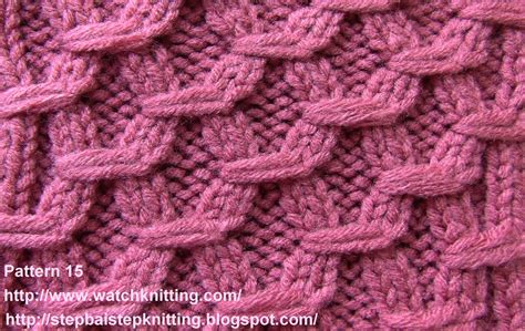 knit patterns embossed knitting stitches knitting