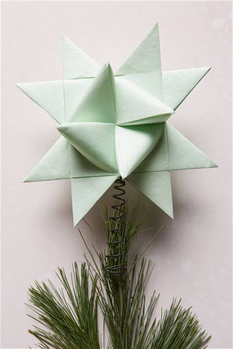 origami tree topper origami tree topper everything turquoise