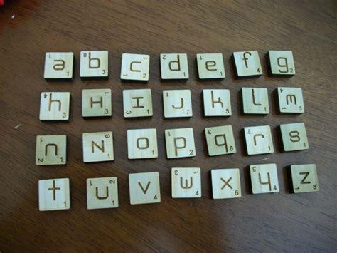 scrabble not scrabble letter tiles template crafty chic