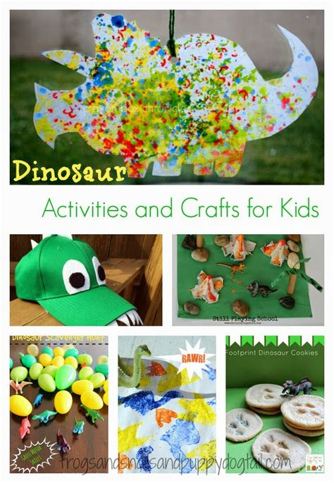 crafts and activities for dinosaur activities and crafts for fspdt