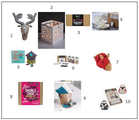 best craft kits get crafty ten best homeware craft kits cosy home