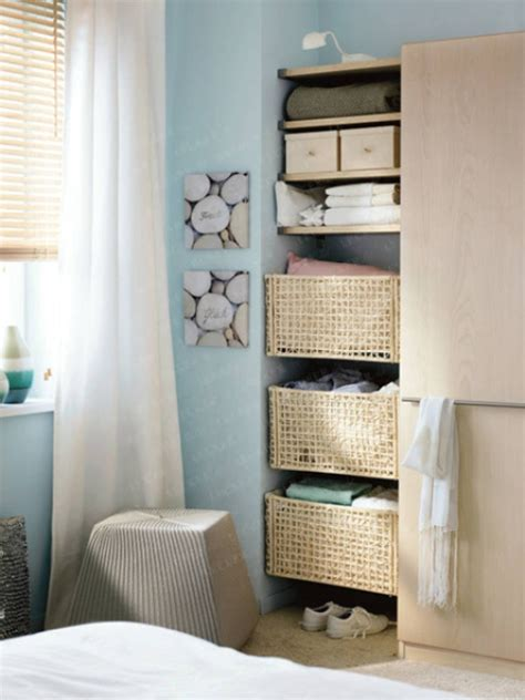storage for a small bedroom 57 smart bedroom storage ideas digsdigs