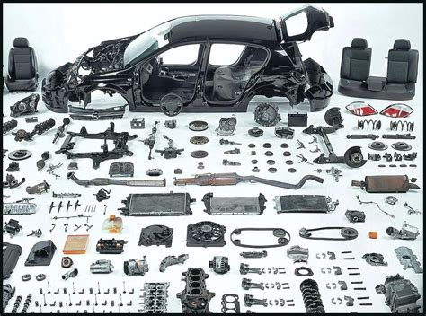 Ford Parts by Fordpro Wreckers