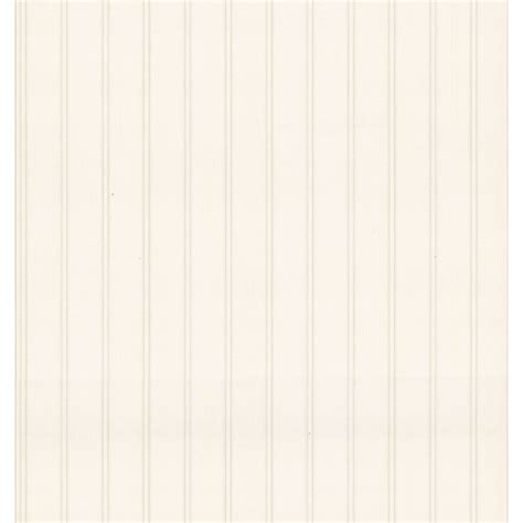 bead board lowes shop brewster wallcovering beadboard wallpaper at lowes