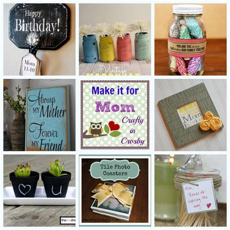 crafts to make for gifts crafty in crosby make it for s day craft ideas