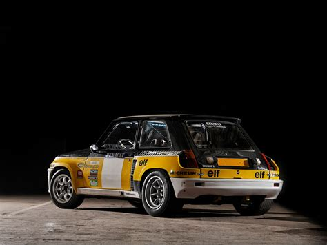 Car Turbo Wallpaper by 1981 Renault 5 Turbo Rally Race Racing Classic Wallpaper