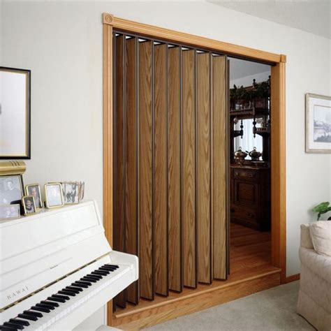 accordion room divider woodfold room dividers series 220 space management products