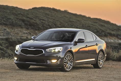 2015 Kia Cadenza Review, Ratings, Specs, Prices, and