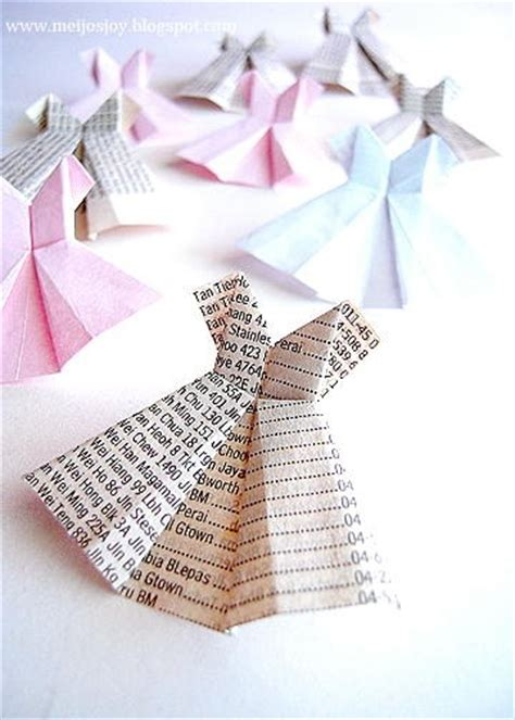 how to fold origami dress paper dress folding scrapbooking