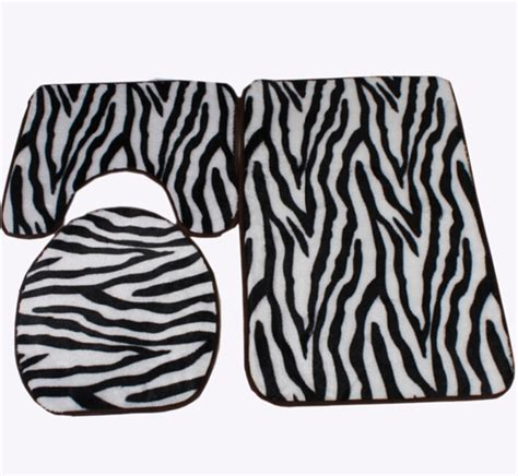 zebra bathroom rugs zebra print bath rugs rugs ideas