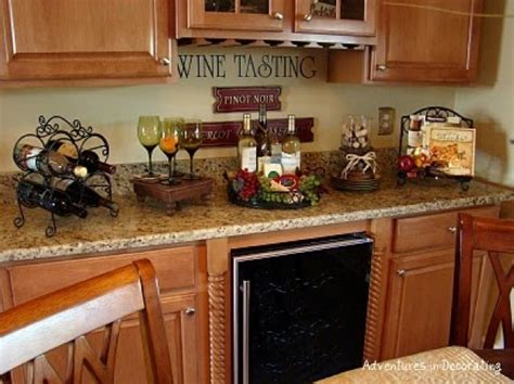 decorating ideas for kitchens wine themed kitchen paint ideas decolover net