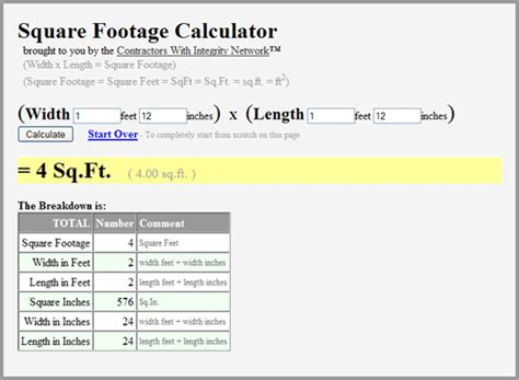how to calculate the square footage of a house korean wallpaper calculator wall pressss