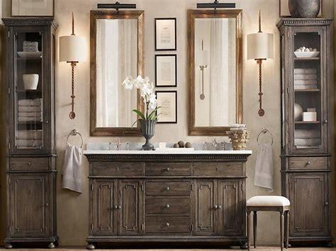 bathroom bathroom vanities restoration hardware restor