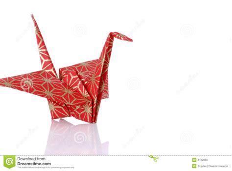 peace crane origami origami peace crane royalty free stock images image