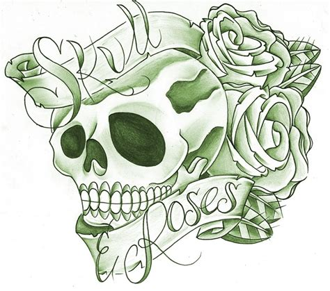 skull banner tattoo designsnokiaaplicaciones com