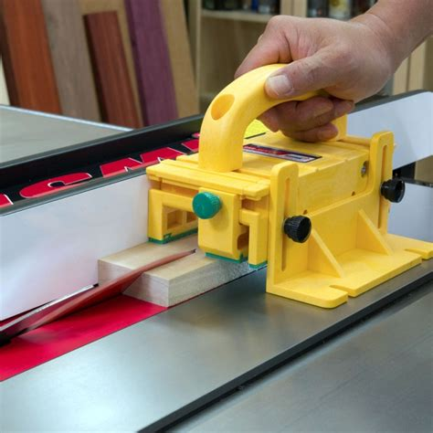 the gripper woodworking micro jig grr ripper 174 basic 3d push block system gr 100