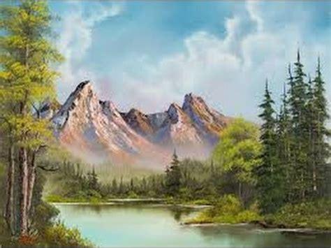 bob ross paintings for sale original la peinture a l huile c est pas difficile comment peindre
