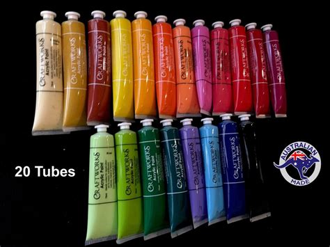 can folk acrylic paint be used on fabric acrylic paint set folk paint fabric paint craft paint