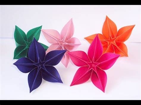 simple origami flowers 25 b 228 sta id 233 erna om origami flowers p 229 lotus