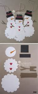 snowmen crafts for 1000 ideas about gift tags on gift