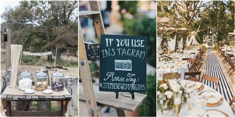 backyard wedding decoration ideas on a budget 22 rustic backyard wedding decoration ideas on a budget