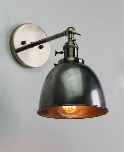 wall lights kitchen buyee 174 modern vintage industrial metal shade loft coffee