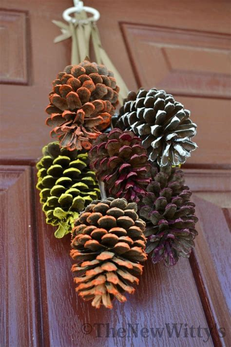 pinecone crafts for diy pine cone crafts that you will
