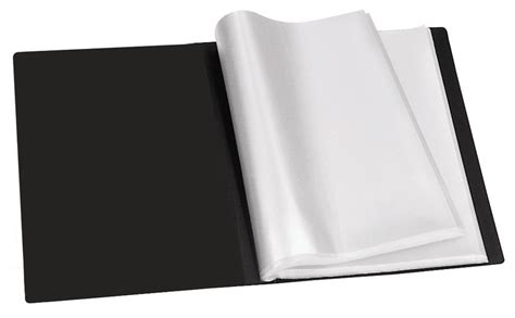 display books display book a4 with 30 pockets veloflex