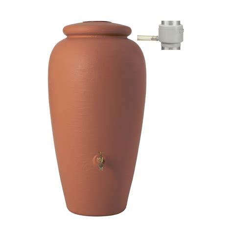 recuperateur d eau de pluie garantia kit hore 500l terracotta complet jpg