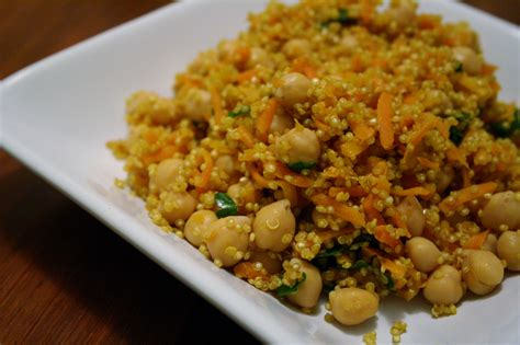 Chickpea & Colored-Carrot Couscous - Wholistic Woman